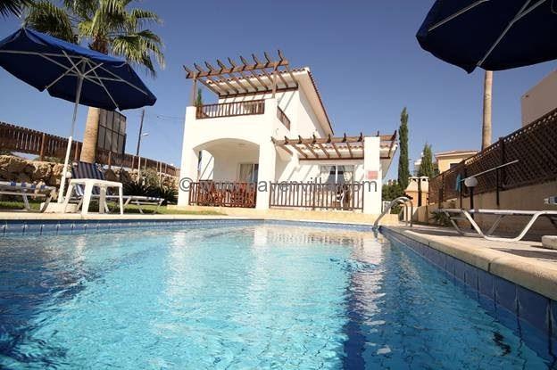 Paphos Holiday Villa 144