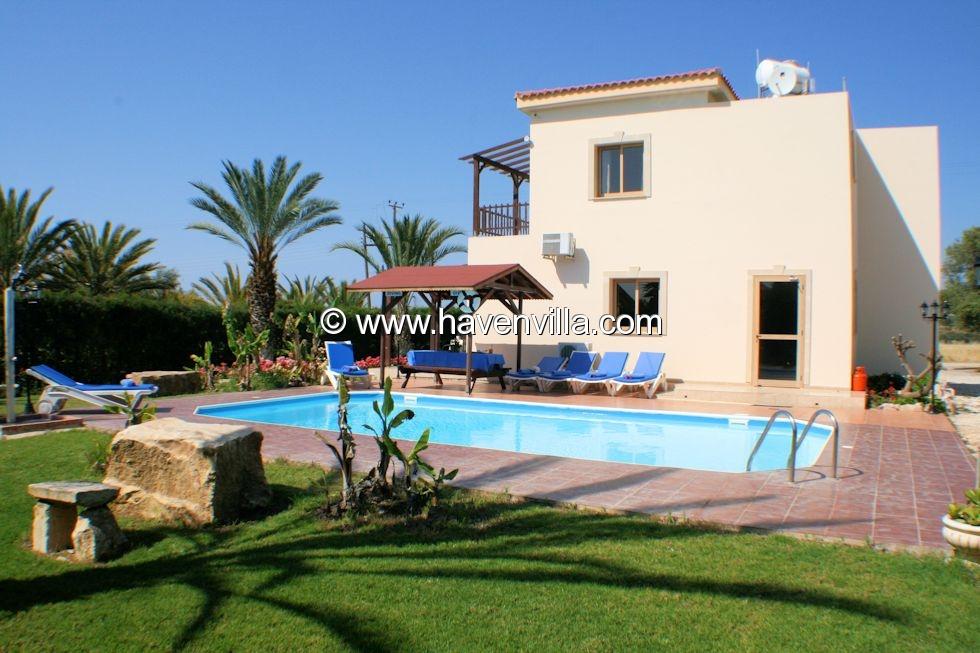 Holiday villa 166 in Argaka